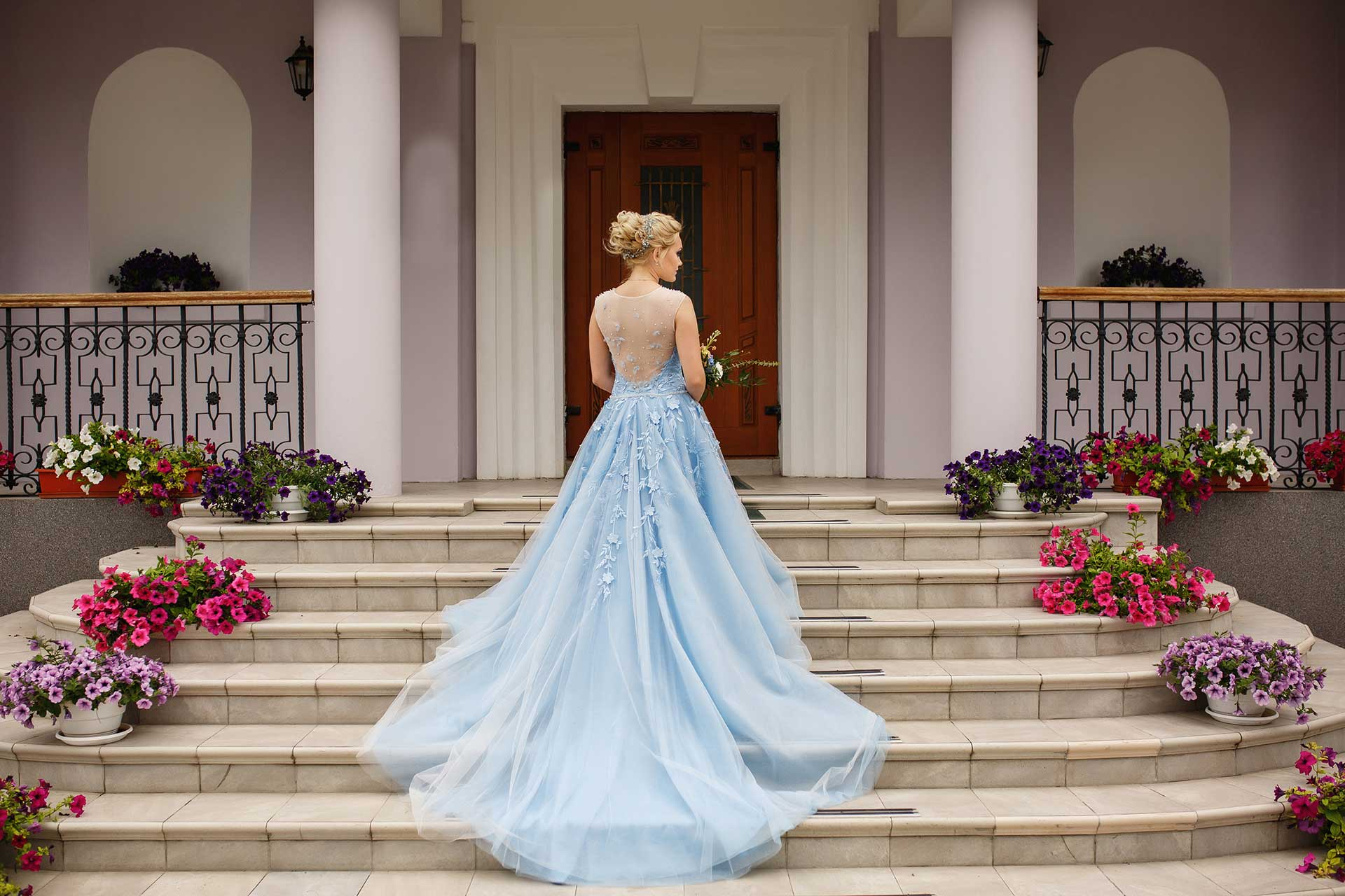 Blue Brides - New year, New bride!